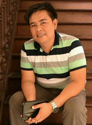 """Marianito """"Nitoy"""" Gonzales"""